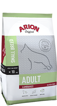 ARION Original Adult Small Breed Lamb & Rice 3kg