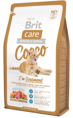 Brit Care Cat Cocco I'am Gourmand 2kg