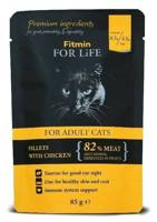 Fitmin Cat For Life Adult Chicken 85g